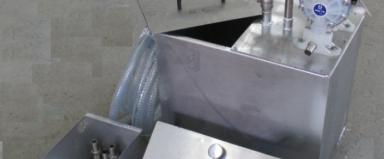 Kit pulizia rulli acciaio laminazione