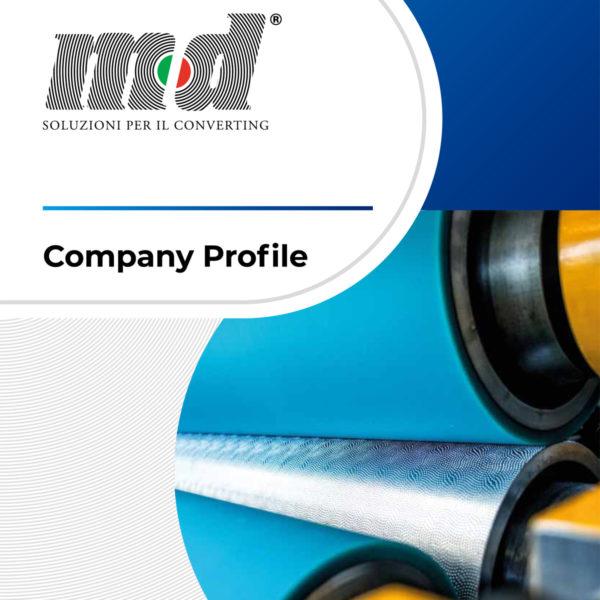 Company Profile MD: Revamping macchine